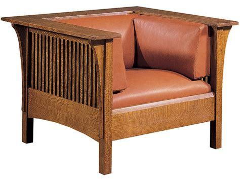 Stickley-Prairie-Chair-Plans