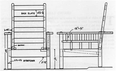 Stickley-Woodworking-Plans