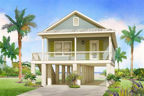 Stilt-Home-Plans
