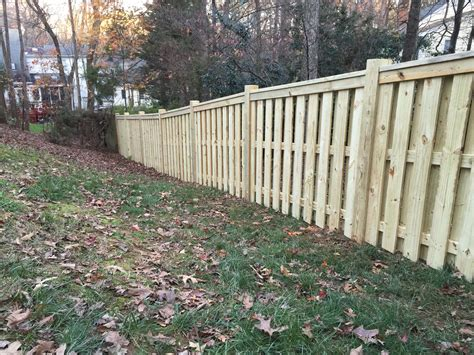 Stockade Fence Plans