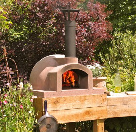 Stone Pizza Oven Outdoor