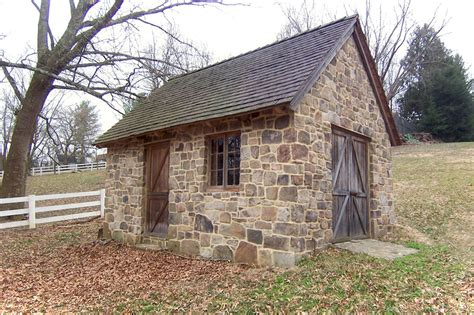 Stone-Shed-Plans