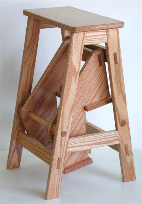 Stool-Ladder-Chair-Plans