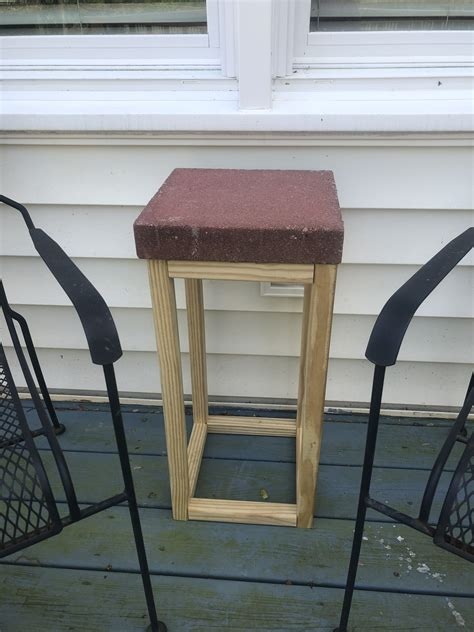 Stool-Side-Table-Diy