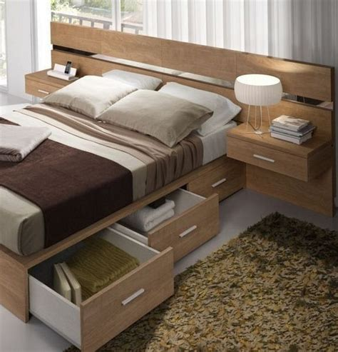 Storage Bed Frames Diy Projects