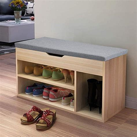 Storage Bench Plans Sliding Shoes For Kids
