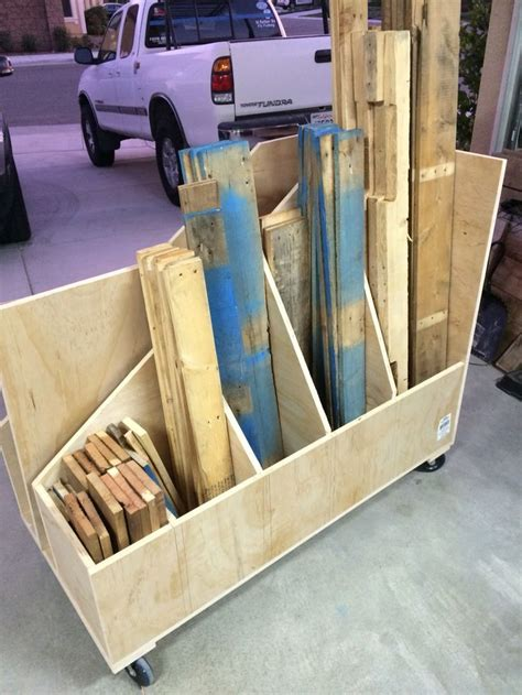 Storage Cabinet Plans Using 3 4 Plywood