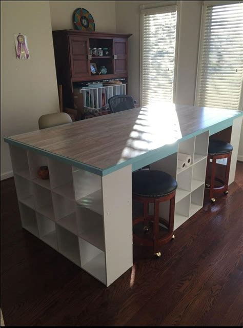 Storage Cube Table Diy Design
