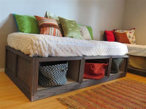 Storage Daybed Diy