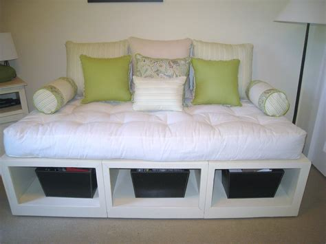 Storage Daybed Diy Projects