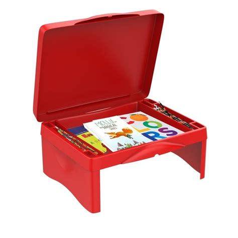 Storage Folding Lap Desk For Kids