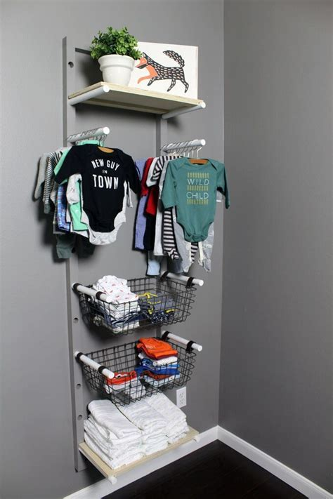 Storage For Clothes Diy Youtube