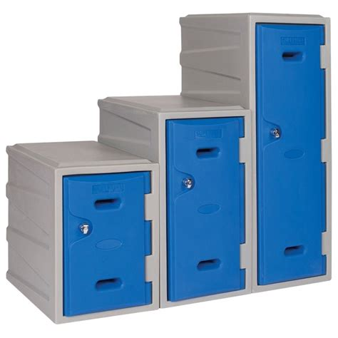 Storage Locker Plastic