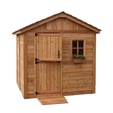 Storage Shed Mountain Plans