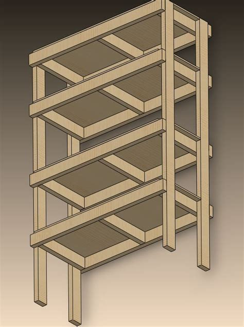 Storage Shelf Plans