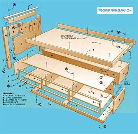 Storage-Bed-Platform-Plans