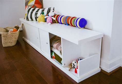 Storage-Bench-Sliding-Front-Plans