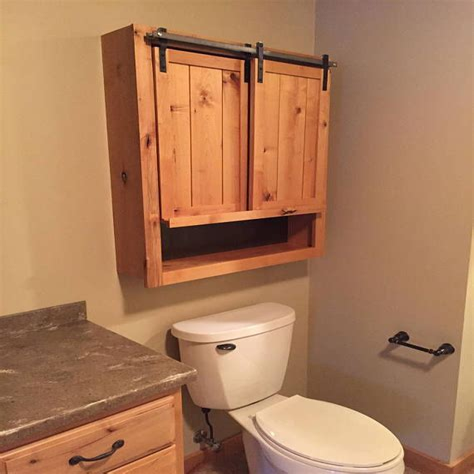 Storage-Cabinet-With-Barn-Door-Diy