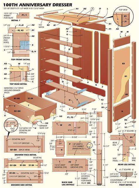 Storage-Dresser-Woodworking-Plans