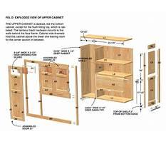 Best Storage cabinet plans free