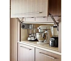 Best Storage cabinets for kitchen appliances