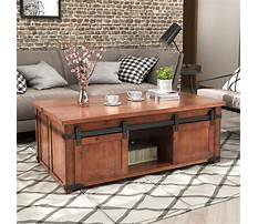Best Storage end table with doors