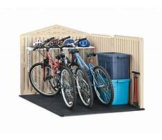 Best Storage shed for bikes.aspx