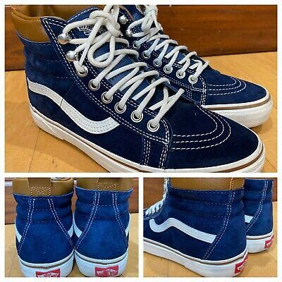Stores That Sell Vans Sk8 Hi Mte Shearling Lined Sneakers