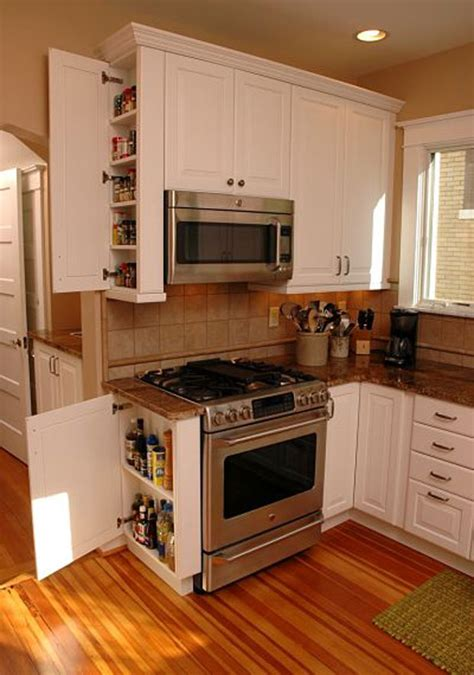 Stove Narrow Space Base Cabinets Diy