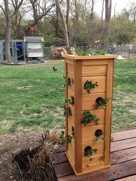 Strawberry-Planter-Plans