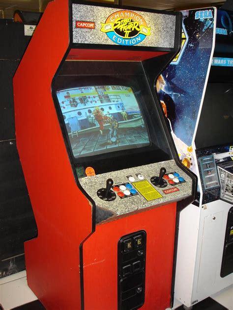 Street-Fighter-2-Arcade-Cabinet-Plans