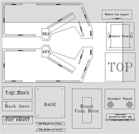 Street-Fighter-Arcade-Cabinet-Plans