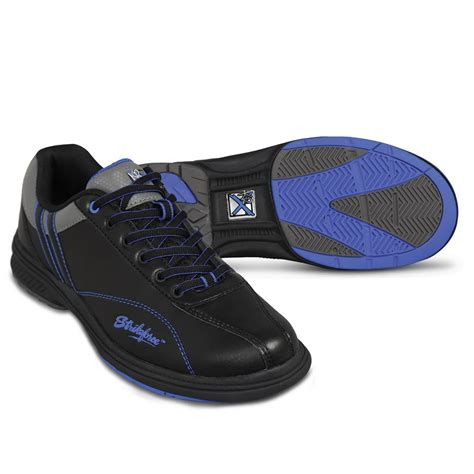 Strikeforce Mens Raptor Performance Bowling Shoes- Right Hand
