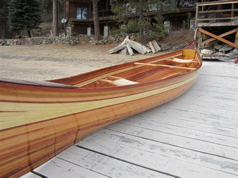 Strip Canoe Plans PDF