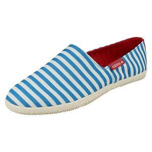 Striped Slip On Sneakers Adidas