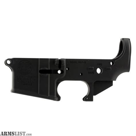 Stripped Lower Receiver Kansas City And What Is Lower Receiver Broach