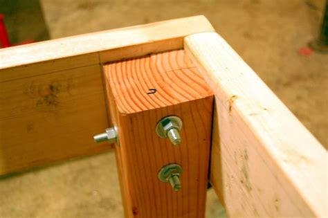 Strong And Tough Platform Bed Diy Pallet