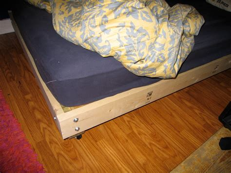 Strong And Tough Platform Bed Diy Plans