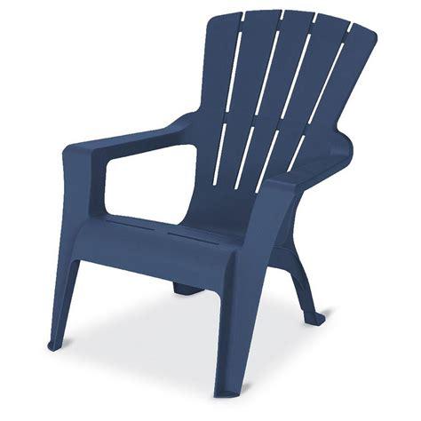 Strong-Plastic-Adirondack-Chairs