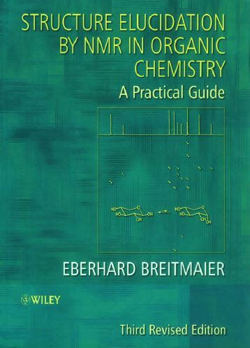 [pdf] Structure Elucidation By Nmr In Organic Chemistry A .