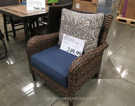 Studio By Brown Jordan Accent Chair