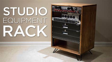 Studio-Equipment-Rack-Plans