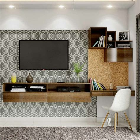 Study Table Design For Studio Units
