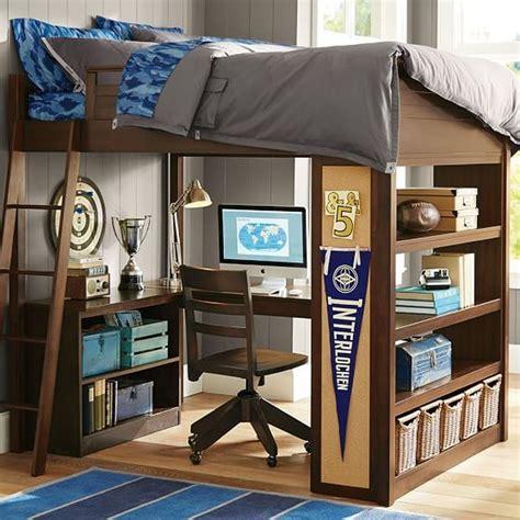 Study-Loft-Bed-Plans