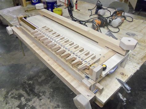 Stumpy Nubs Dovetail Jig Plans