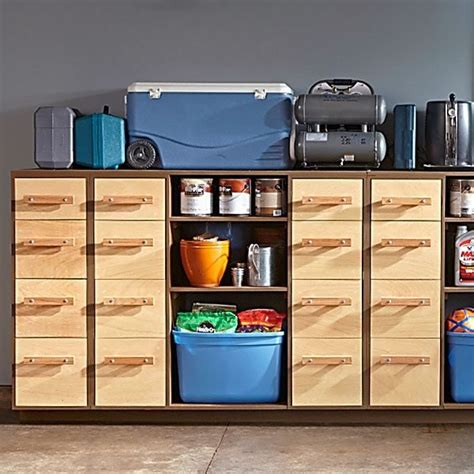 Sturdy Storage Cabinets With Drawers