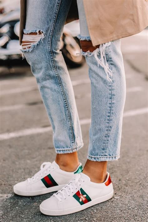 Style Gucci Ace Sneakers