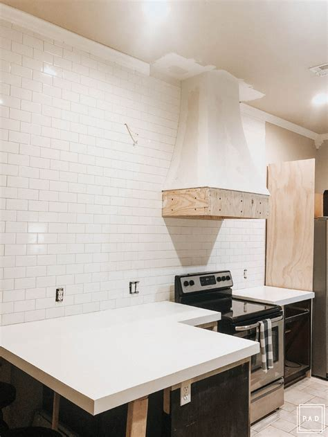 Subway Tile Backsplash Diy Cost