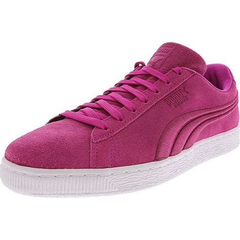 Suede Classic Badge Sneakers Puma