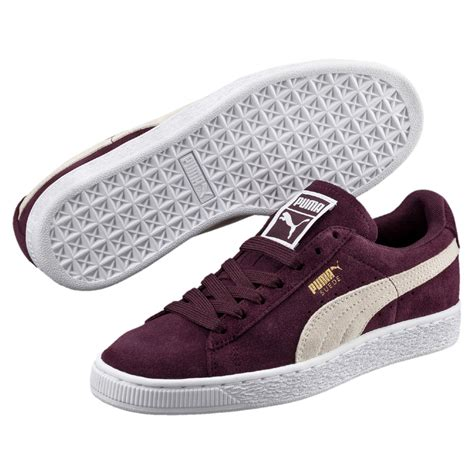 Suede Classic Fit Women's Sneakers Puma